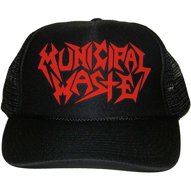MUNICIPAL WASTE Wasted Trucker Hat