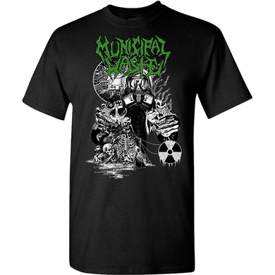 Biotech Gasmask T-Shirt