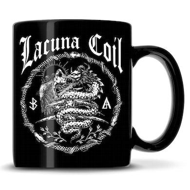 LACUNA COIL Black Anima Mug