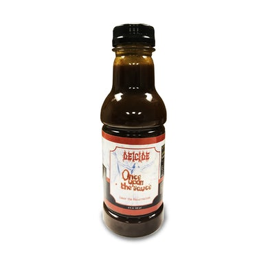DEICIDE Once Upon the Sauce BBQ Sauce