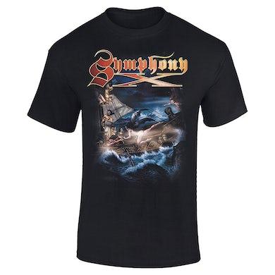 SYMPHONY X Odyssey Like Forever T-Shirt