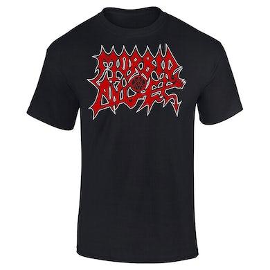 MORBID ANGEL Red Logo T-Shirt
