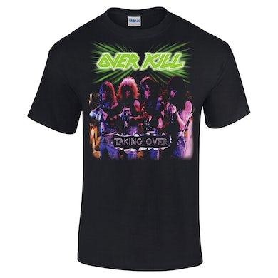 OVERKILL Taking Over T-Shirt