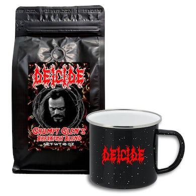 DEICIDE Grumpy Glen's Coffee & Mug Bundle