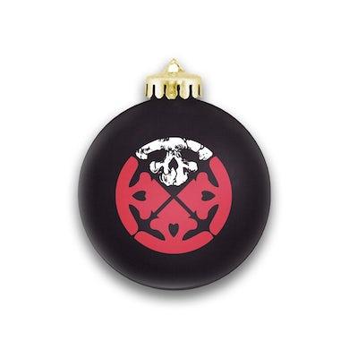 Skull Logo Ornament