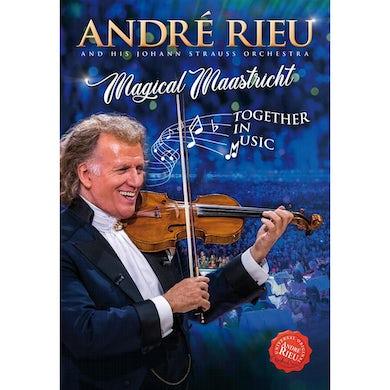 ANDRÉ RIEU Magical Maastricht DVD