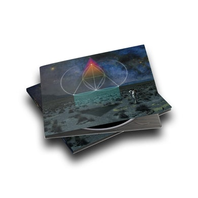The Glitch Mob DRINK THE SEA SIGNED CD