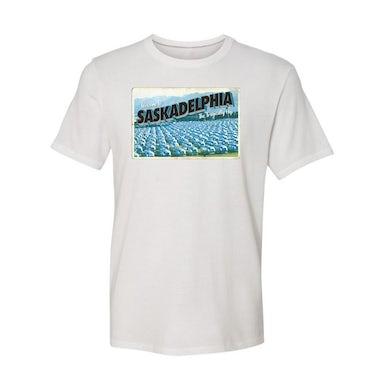 THE TRAGICALLY HIP Saskadelphia T-Shirt