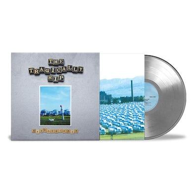 THE TRAGICALLY HIP Saskadelphia Vinyl (Silver)