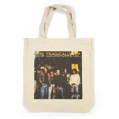 Up To Here Tote Bag