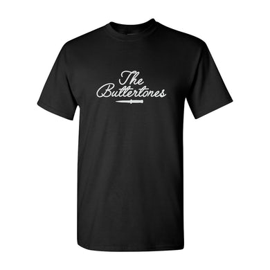 The Buttertones SWITCHBLADE TEE BLACK PREORDER