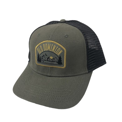 Old Dominion *Limited Edition* Olive Green Patch Hat