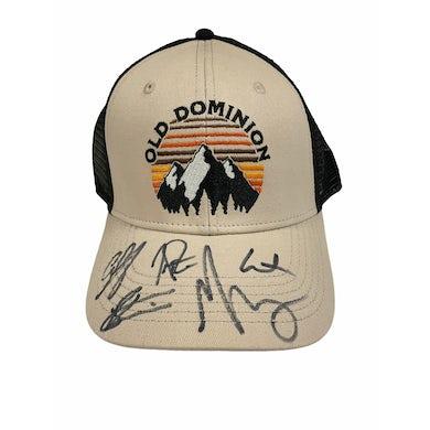 Old Dominion Autograph Hat