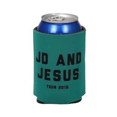Chase Rice JD & Jesus Tour Koozie - Teal