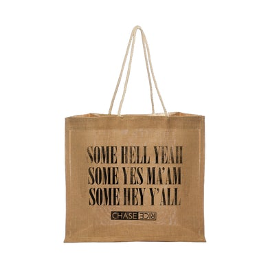 Chase Rice Some Hell Yeah Tote Bag