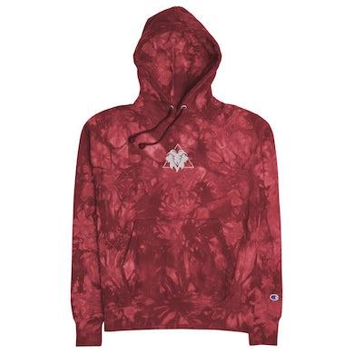 Lil Will Goat Gang ( Champion tie-dye hoodie II )