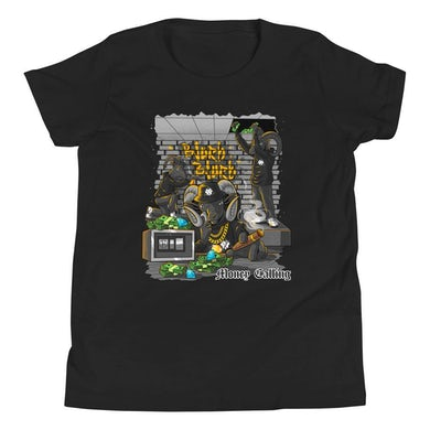 Lil Will Money Calling ( Youth Short Sleeve T-Shirt )