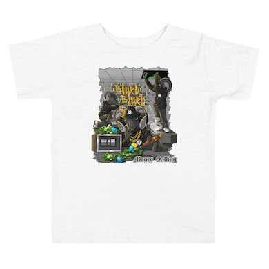 Lil Will Money Calling ( Toddler Short Sleeve Tee )