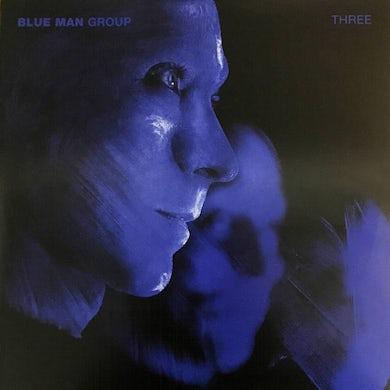 Blue Man Group Three 2xLP Vinyl