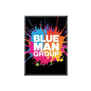Blue Man Group Logo Magnet