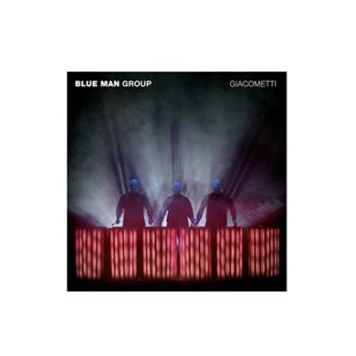 Blue Man Group Vinyl Record Single