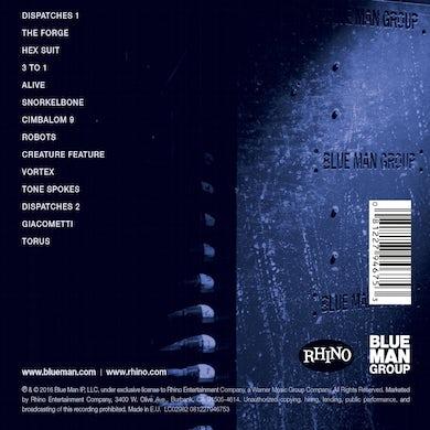 Blue Man Group Three CD