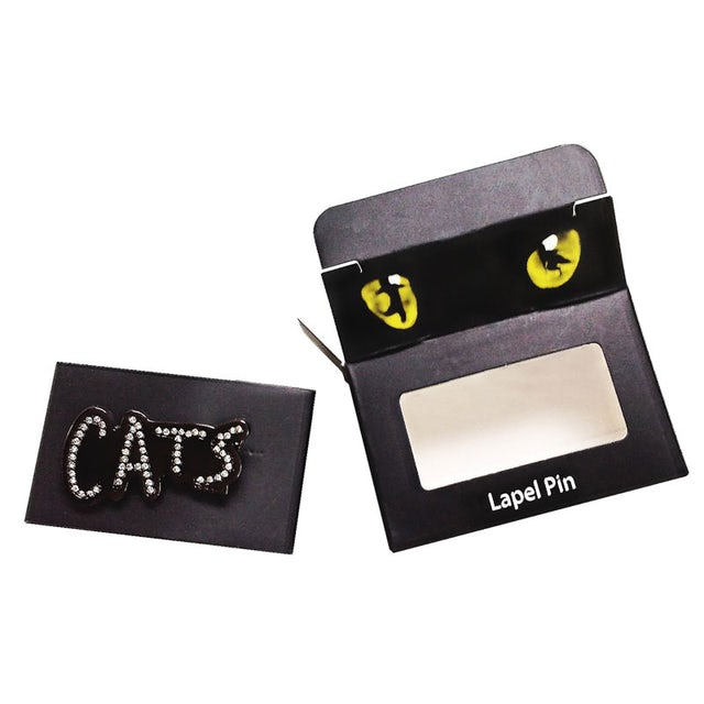 Cats Lapel Pin