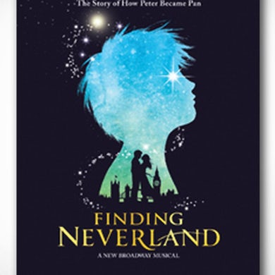 Finding Neverland Souvenir Program Book