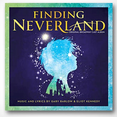 Finding Neverland Broadway Cast CD