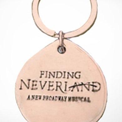 Finding Neverland Keychain