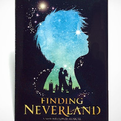 Finding Neverland Magnet