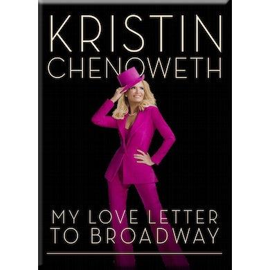 Gentlemans Guide Kristin Chenoweth Magnet