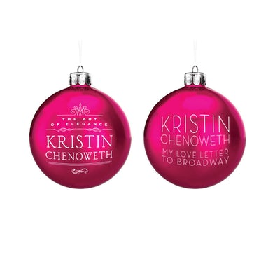 Gentlemans Guide Kristin Chenoweth Ornament