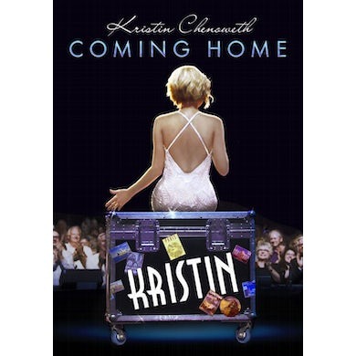 Gentlemans Guide Kristin Chenoweth Coming Home DVD