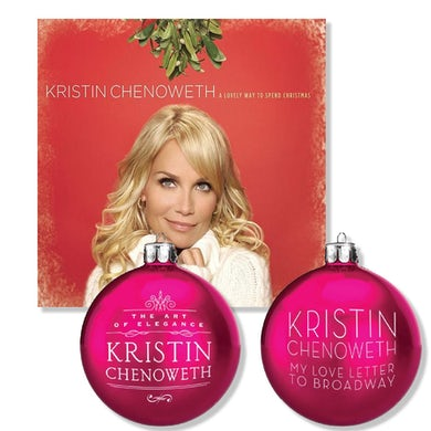 Gentlemans Guide Kristin Chenoweth Holiday Bundle