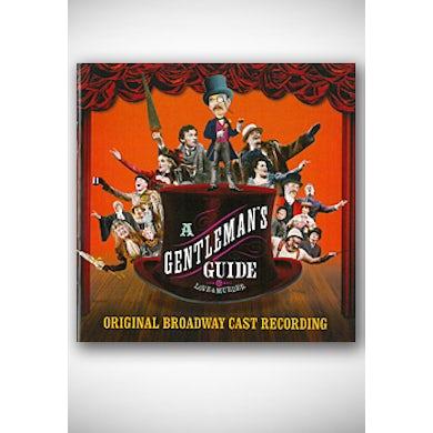 Gentlemans Guide A Gentleman's Guide... Broadway Cast CD
