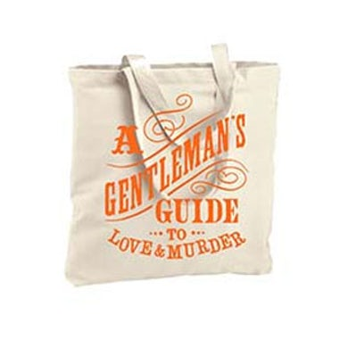 Gentlemans Guide A Gentleman's Guide... Tote bag