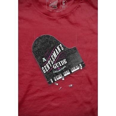 Gentlemans Guide A Gentleman's Guide... Show Red T-Shirt