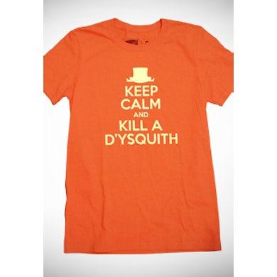 Gentlemans Guide A Gentleman's Guide... Keep Calm T-Shirt