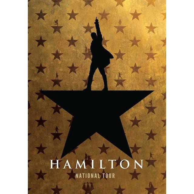 Hamilton Souvenir Program Book - National Tour
