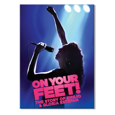 ON YOUR FEET: THE STORY OF EMILIO & GLORIA On Your Feet Souvenir Program Book