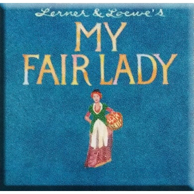 MY FAIR LADY Lapel Pin