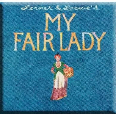 MY FAIR LADY Lapel Pin
