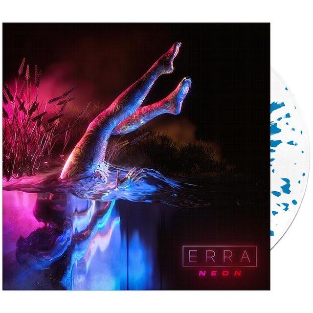 Erra Neon' White w/Blue Splatter Vinyl