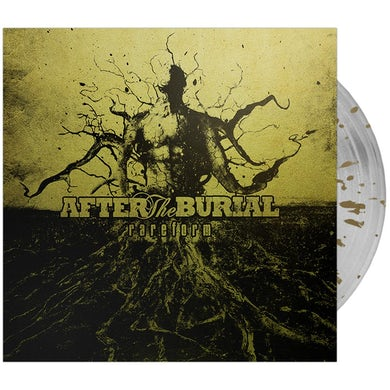 After The Burial - 'Rareform' 10 Year Anniversary Edition - Transparent Clear w/Gold Splatter Vinyl