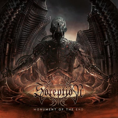 Soreption - 'Monument Of The End' CD Digipak