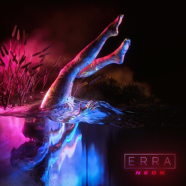Erra Neon' CD Digipak
