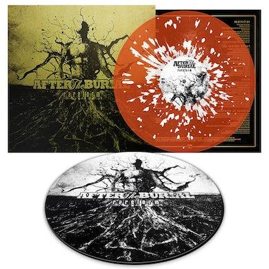 After The Burial - 'Rareform' 10 Year Anniversary Transparent Orange w/White Splatter Vinyl Bundle