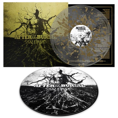 After The Burial - 'Rareform' 10 Year Anniversary Transparent Clear w/Gold Splatter Vinyl Bundle