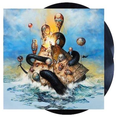 Circa Survive - 'Descensus' Black 180 Gram Vinyl